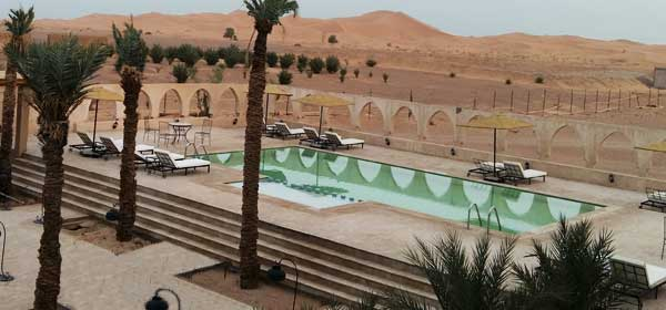 Organised trips to Morocco or Sahara desert tour